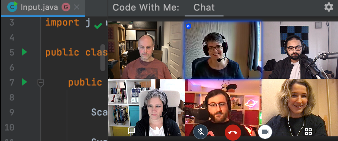 why pycharm is the best video calling app, Code with me, Pycharm meme